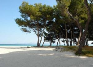 plage nord majorque